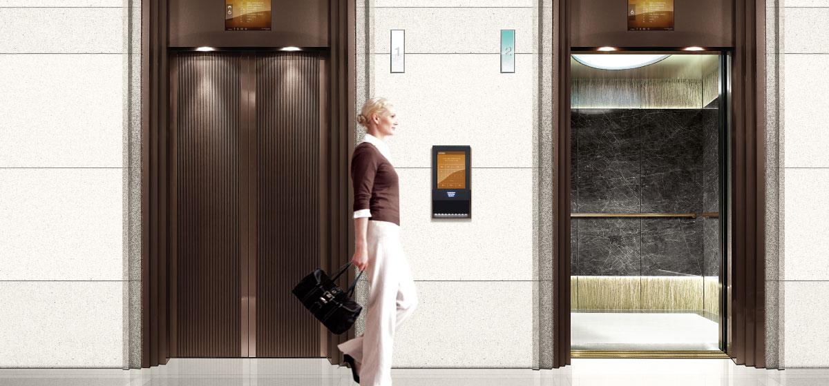 thang máy hyundai chạy tốc độ cao ở VN