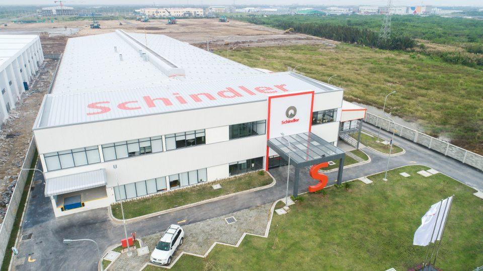 Nhà máy Schindler