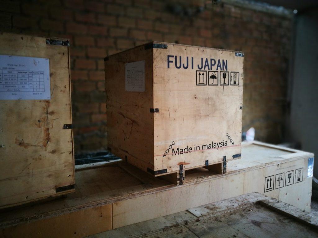 Thang máy gia đình fuji chính hãng